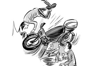 男子酒驾摩托车惹祸获刑